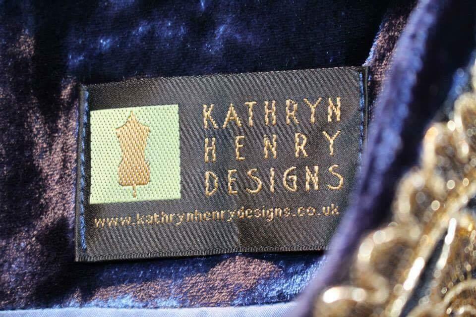 Kate Henry Designs Label