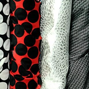Fabric's awaiting designs