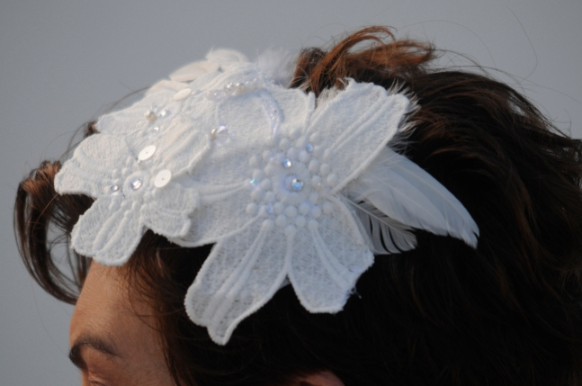 Exclusively Made Head Piece