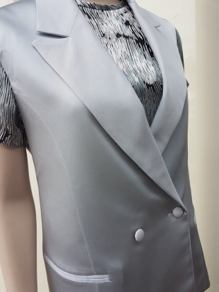 Beautifully Tailored Waist Coat by Kate Henry Designs