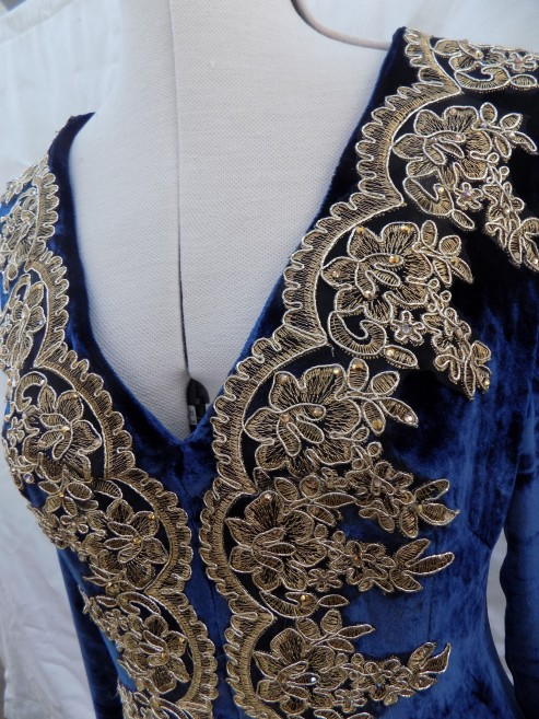 Extra Specail Lace work Detailing