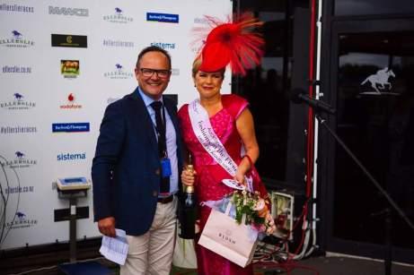 Fashion in the Feilds Award winning look