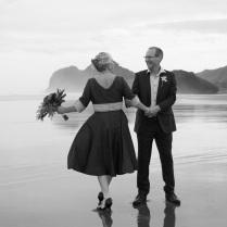 50s Looking Wedding Gown