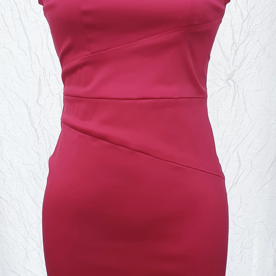 Perfectly fitted Pink Dress by Kate Henry Designs