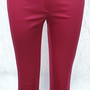 Perfect slim fit Pink trousers by Kate Henry Designs